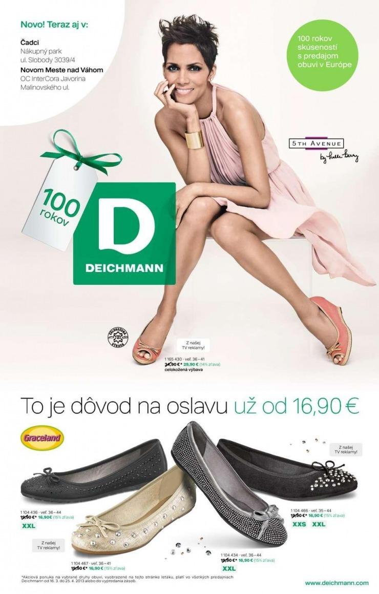 801557dfc1 Katalog aktuálna ponuka Deichmann