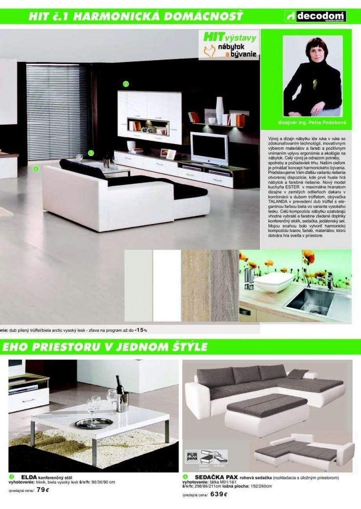 ecec99b59542 leták leták Decodom- kuchyne strana 3