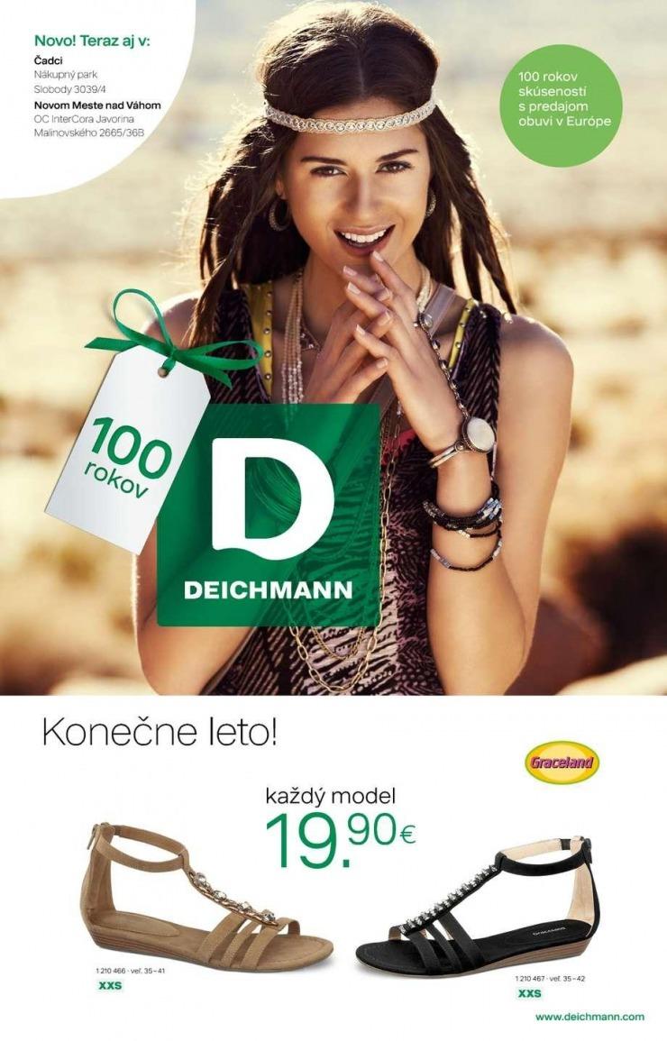 94f8be0234 Katalog aktuálny leták Deichmann