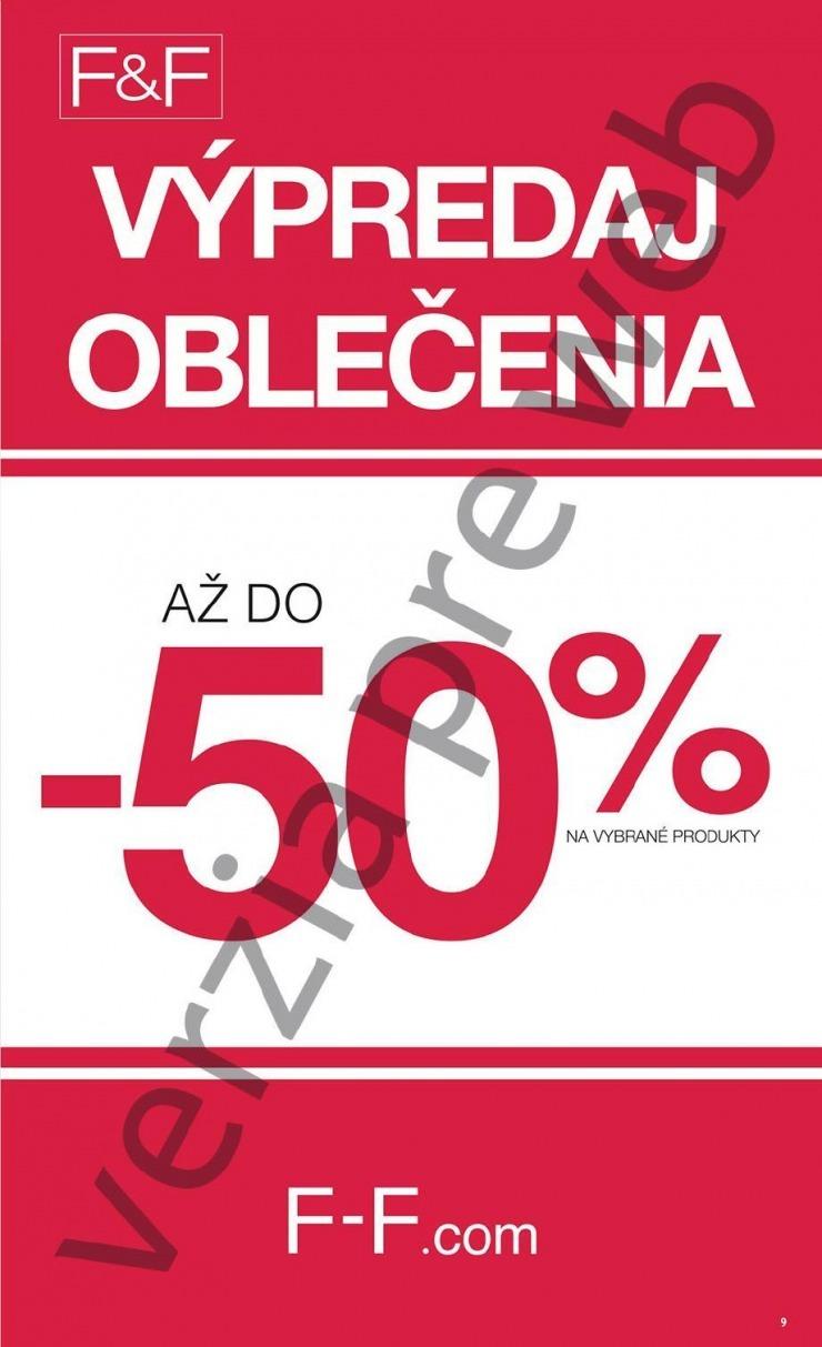eec181372 Leták Tesco leták - výpredaj oblečenia, 25. 6. - 1. 7. 2014