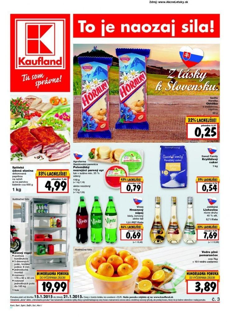 Kaufland leták - strana 37 | 8. 8. - 14. 8. 2019 | AkčnéLetáky.sk